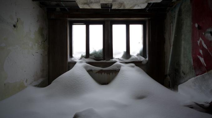 Hôtel de la neige