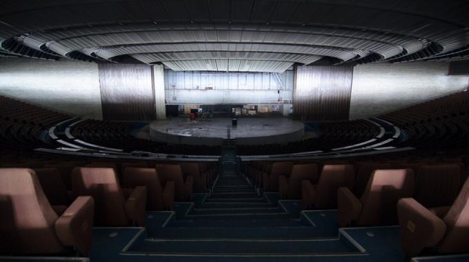 Linnahall : Un site olympique à l'abandon