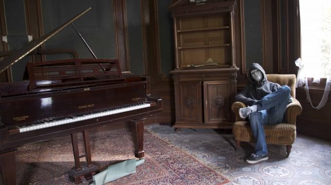 Le manoir au piano