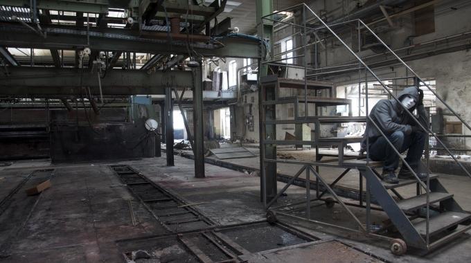 L'usine textile